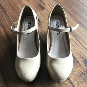 Girls Shoes Size 3M